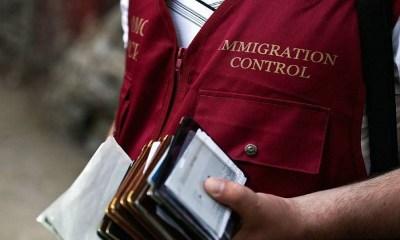 Уведомление фмс о заключении трудового договора