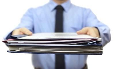 Перечень необходимых документов при оформлении