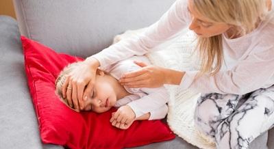 Получение больничного листа по уходу за ребёнком