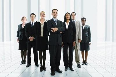 Разные виды сотрудников