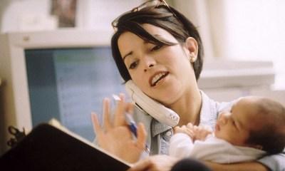 Можно ли работать и получать выплаты по уходу за ребенком?