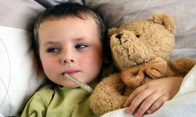 Что делать если болен старший ребенок?