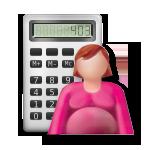 Калькулятор декретных выплат