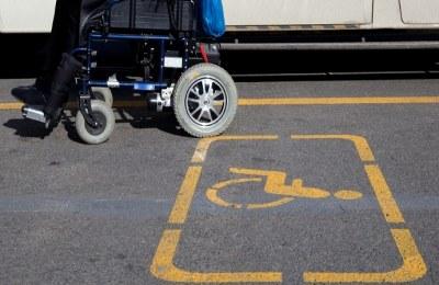 Направлением инвалида с центра занятости