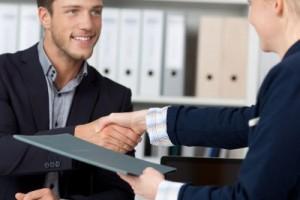 Как подписывать заявление о приеме на работу