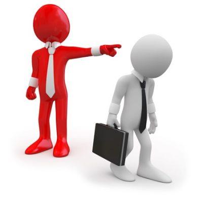 Увольнение в связи с ликвидацией организации