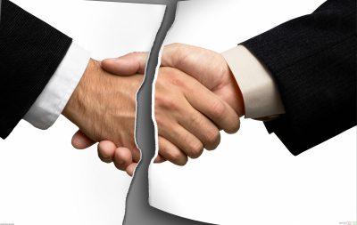 Договор о расторжении трудового договора