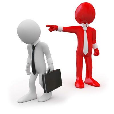 За невыполнение распоряжения руководителя могут уволить