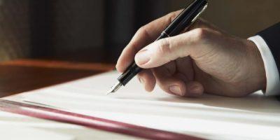 Как правильно написать заявление на увольнение работающему пенсионеру