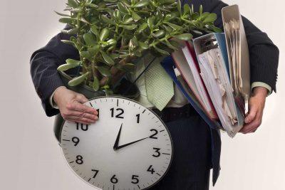 Информация о том, какой день считается днем увольнения работника по собственному желанию