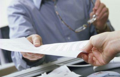 Приказ о передаче дел при увольнении главного бухгалтера — образец