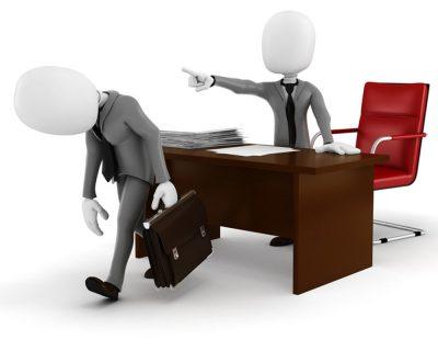 Приказ об увольнении при ликвидации организации